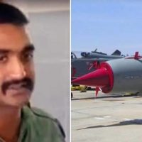 INDIA SAYS IT'S 'HAPPY' PAKISTAN IS RELEASING THEIR DOWNED MIG-21 PILOT