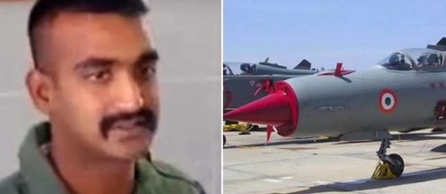 Indian AF Wing Commander Abhinandan