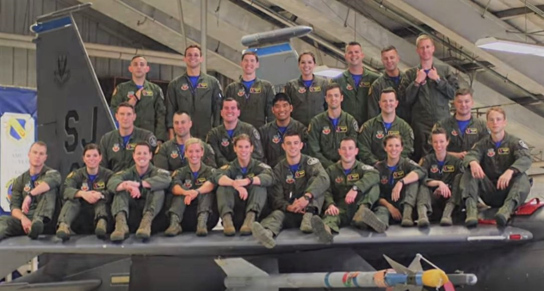 F-15E Graduation