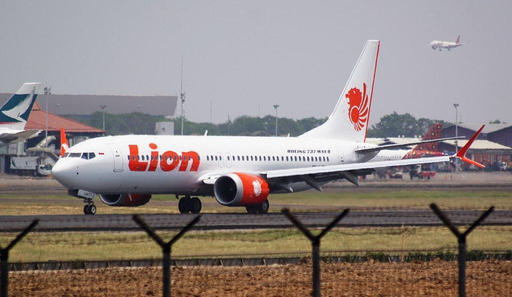 Lion Air B737 MAX