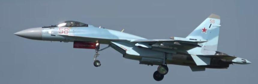 RuAF Su-30