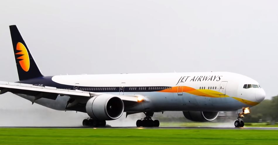 Jet Airways B777