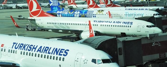 Turkish Airlines - Istanbul Atatürk Airport