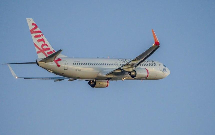 Virgin Australia B737-800 (VH-VUU)