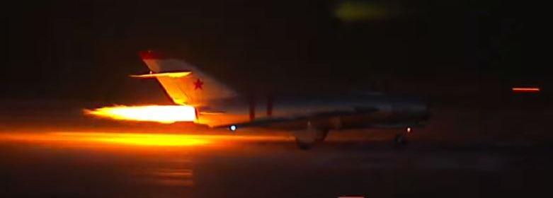 EAA AirVenture Oshkosh 2019 Night Airshow