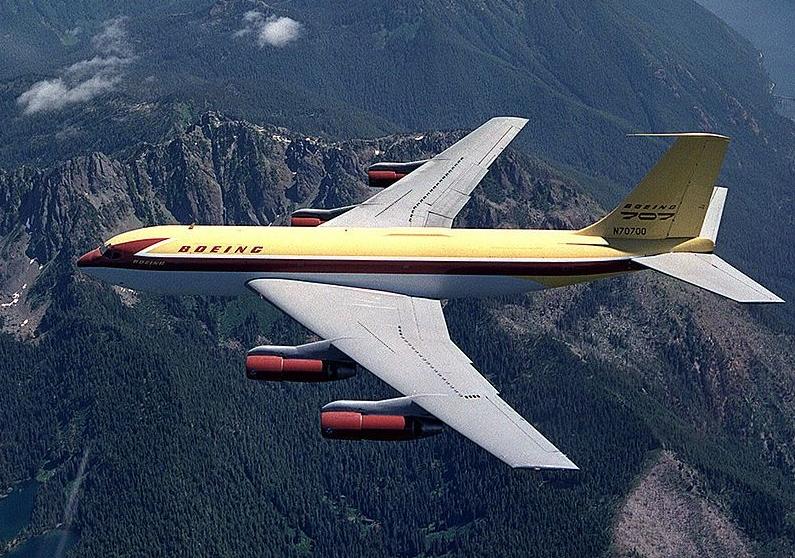 Boeing Dash-80 FA239925