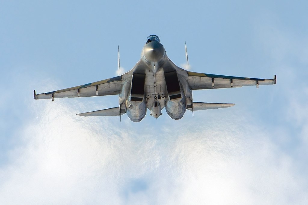 Turkey's alternative to the F-35: the Sukhoi Su-35