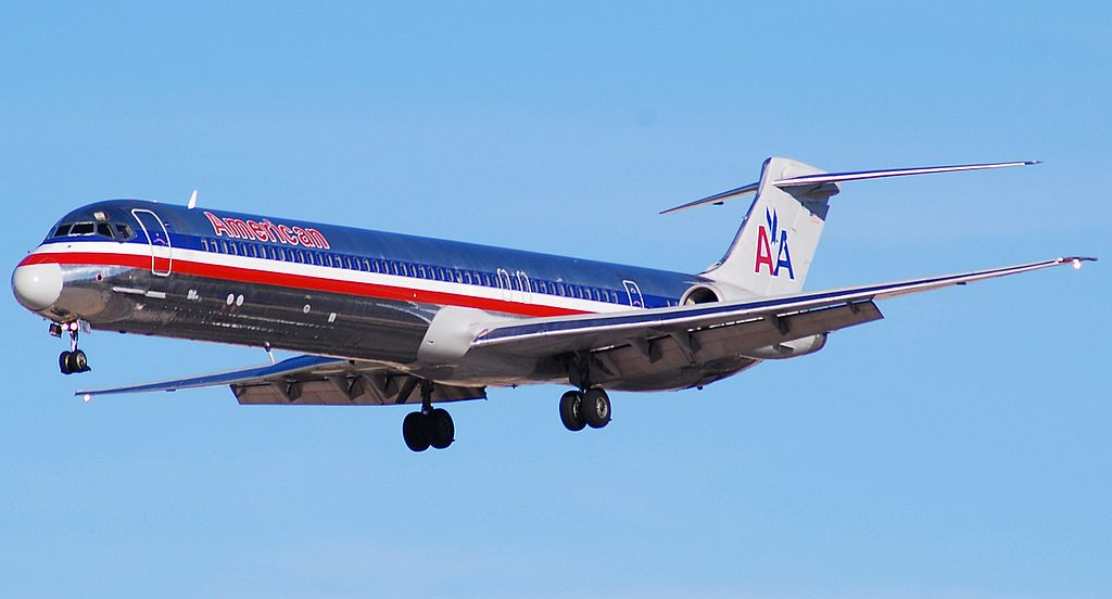 American Airlines is retiring the MD-80 after 36 years - Photo: Eddie Maloney