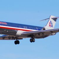 AMERICAN AIRLINES IS RETIRING THE MD-80 'MAD DOG' AFTER 36 YEARS