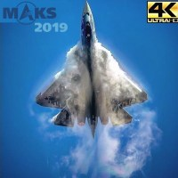 VIDEO - SUKHOI TEST PILOT PUSHES RUSSIA'S SU-57 FIFTH GEN FIGHTER JET TO THE LIMIT AT MAKS 2019