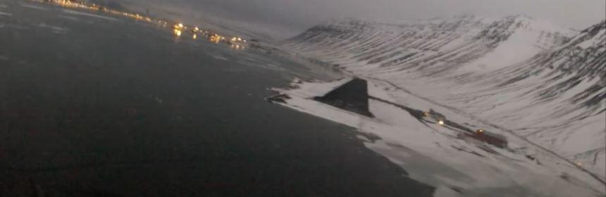 Spectacular landings in Iceland