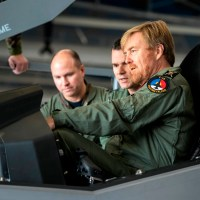 DUTCH KING VISITS FIRST OPERATIONAL RNLAF F-35 AT LEEUWARDEN AIR BASE