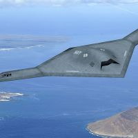 U.S. AIR FORCE'S UNMANNED STEALTH AIRCRAFT ALREADY OPERATIONAL