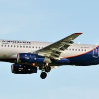 AEROFLOT HAS RECEIVED ITS FIRST FIVE SUPERJETS