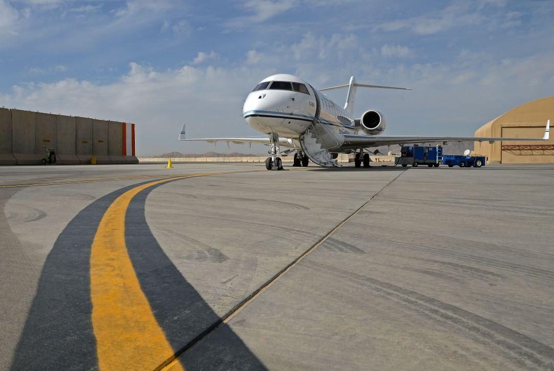 USAF E-11A Sentinel crashed in Afghanistan