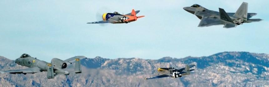 Air Combat Command Demo Teams