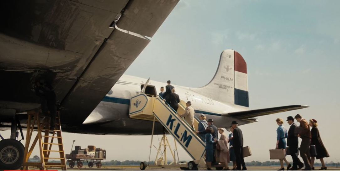 KLM Commercial 100 Years KLM
