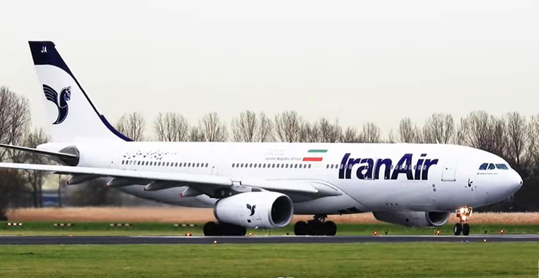 IranAir stops all flights to Europe