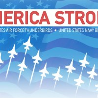 THE USAF THUNDERBIRDS & US NAVY BLUE ANGELS ARE GOING TO SALUTE NEW YORK, NEW JERSEY AND PENNSYLVANIA COVID-19 RESPONDERS