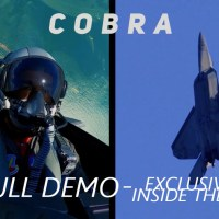 F-22 FULL DEMO VIDEO: EXCLUSIVE LOOK INSIDE THE RAPTOR