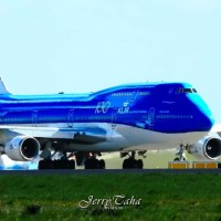 VIDEO - FINAL TAKEOFF KLM BOEING 747 AT AMSTERDAM AIRPORT SCHIPHOL