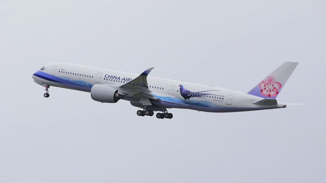 Taiwan Government Approves China Airlines Name Change