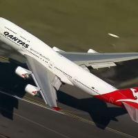 QANTAS COMPLETES LAST BOEING 747 PASSENGER FLIGHT FROM SYDNEY