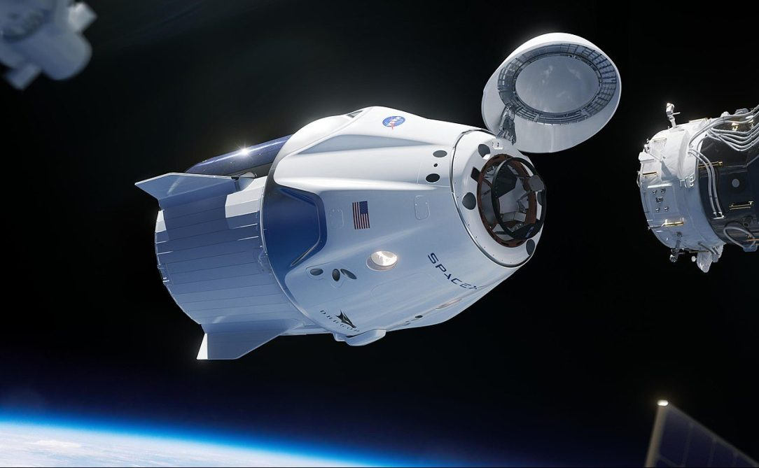 NASA's Austronauts Return Home In SpaceX Crew Dragon Spacecraft