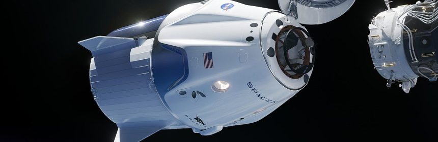 NASA's Austronauts Return Home In SpaceX Crew Dragon Spacecraft