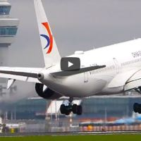 VIDEO - LIVE STREAM OF MORNING ARRIVALS AT AMSTERDAM SCHIPHOL AIRPORT