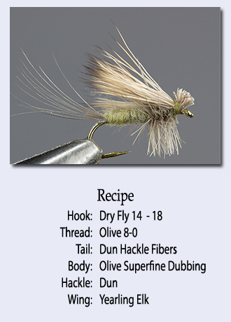 Hairwing Dun Recipe