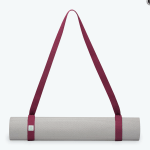 Easy-Clinch Yoga Sling - Mulberry