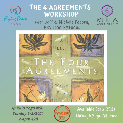 The 4 Agreements Workshop