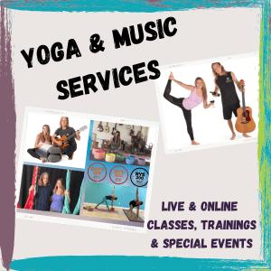 Yoga & Music Services
