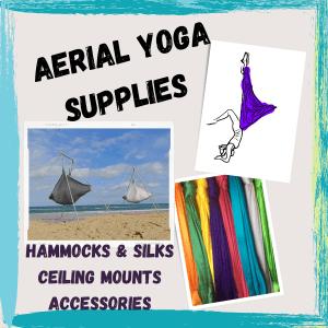 Aerial Yoga Supplies