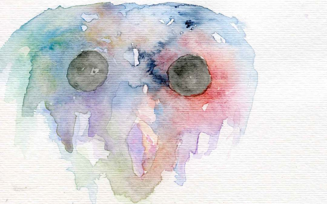 Owl – Daily Painting #607 (SOLD)