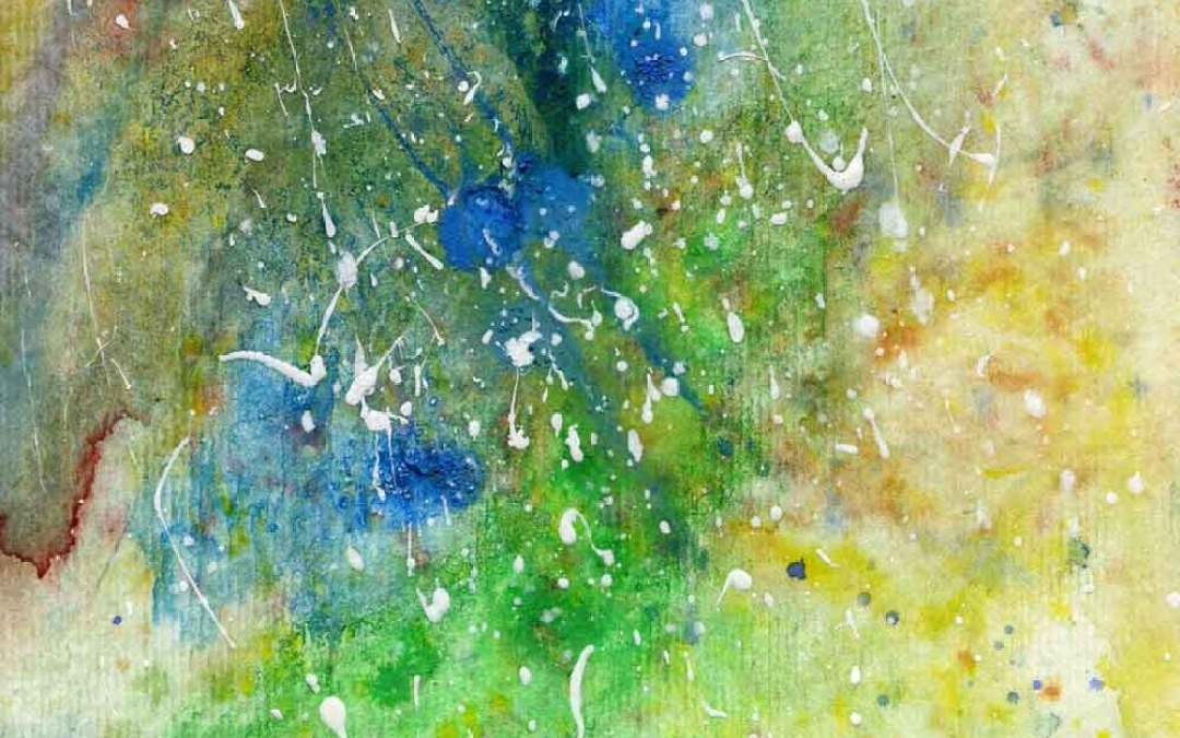 Abstract – Daily painting #923