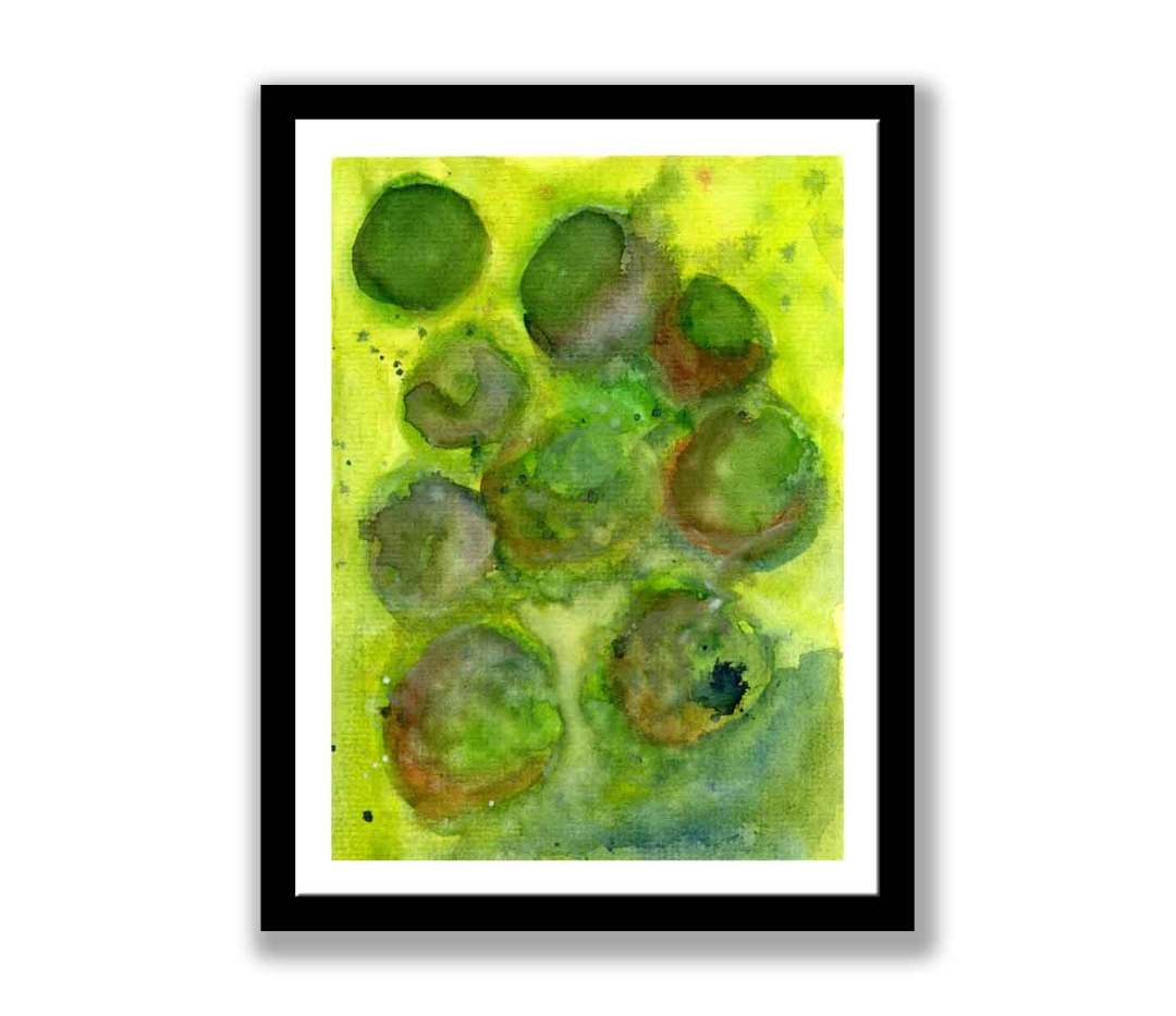 Abstract apples (#116)