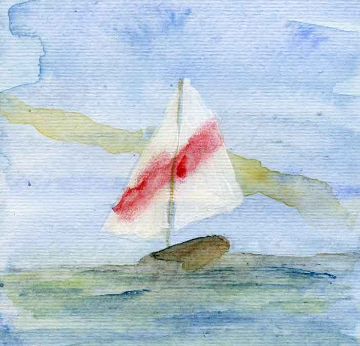 Red sail (#621)