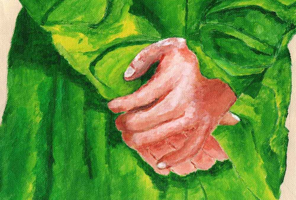 Folded hands (#1499)