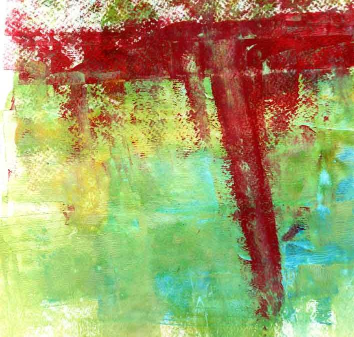 Green and red abstract (#1544)