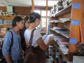 8 Jan - Visit to Gitameit Music Centre, Yangon, Myanmar