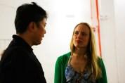 17 Jan - Director Ong Keng Sen in conversation with Filmmaker Tellervo, FCP 2013 Day 2, 72-13, Singapore