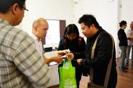 20 Jan, Wathann Film Festival Thaiddhi & Thu Thu Shein engaging audiences, FCP Day 5, 72-13, Singapore