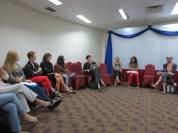 7 Jan - Meeting, French Institute, Yangon, Myanmar