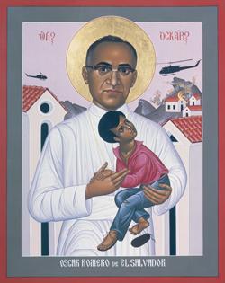 Romero Icon