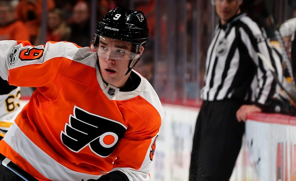 Flyers offer no update on possible Provorov injury from Game 5