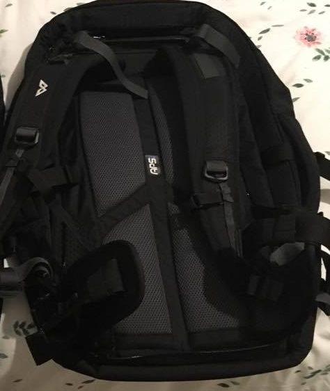 Litehaul 38 back system