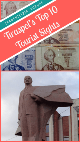 Welcome to Tiraspol, the capital of Transnistria, a country that doesn't exist. Is there anything to see in Tiraspol? You betcha! This is a list of the top 10 sights in Tiraspol, or at least what we think are the best tourist sights in Tiraspol. #transnistria #tiraspol