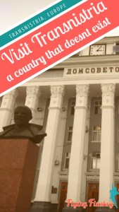How do you spend a night in a Country that doesn't exist!? Welcome to Tiraspol, the capital of Transnistria, a breakaway state that still celebrates its Soviet past. In this article you will learn all about where Transnistria is, what Transnistria is, how to visit Transnistria, what to do in Transnistria, where to stay in Transnistria and why you would want to visit Transnistria. #transnistria #tiraspol